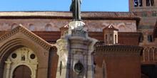 Exterior, Catedral de Teruel