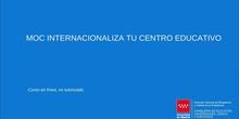 Video presentación Internacionaliza tu centro educativo