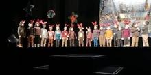 Festival de Navidad de 5 años