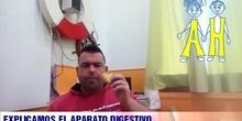 EXPLICAMOS EL APARATO DIGESTIVO