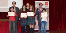 Entrega de los premios del IX Concurso de Narración y Recitado de Poesía 8