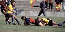 Entrenamiento de rugby