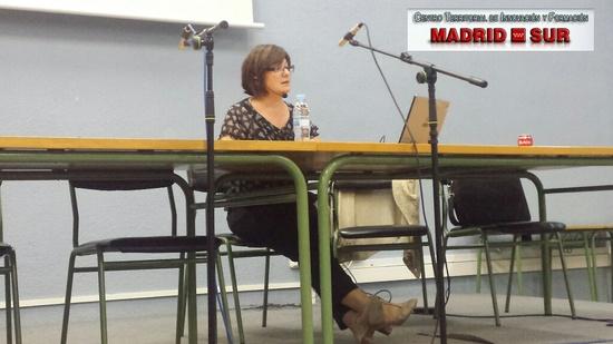 Ponencia sobre competencia social impartida por Dña. Sagrario Fernández Díaz