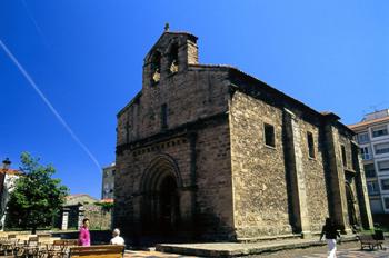 Iglesia vieja de Sabugo, Avilés, Principado de Asturias