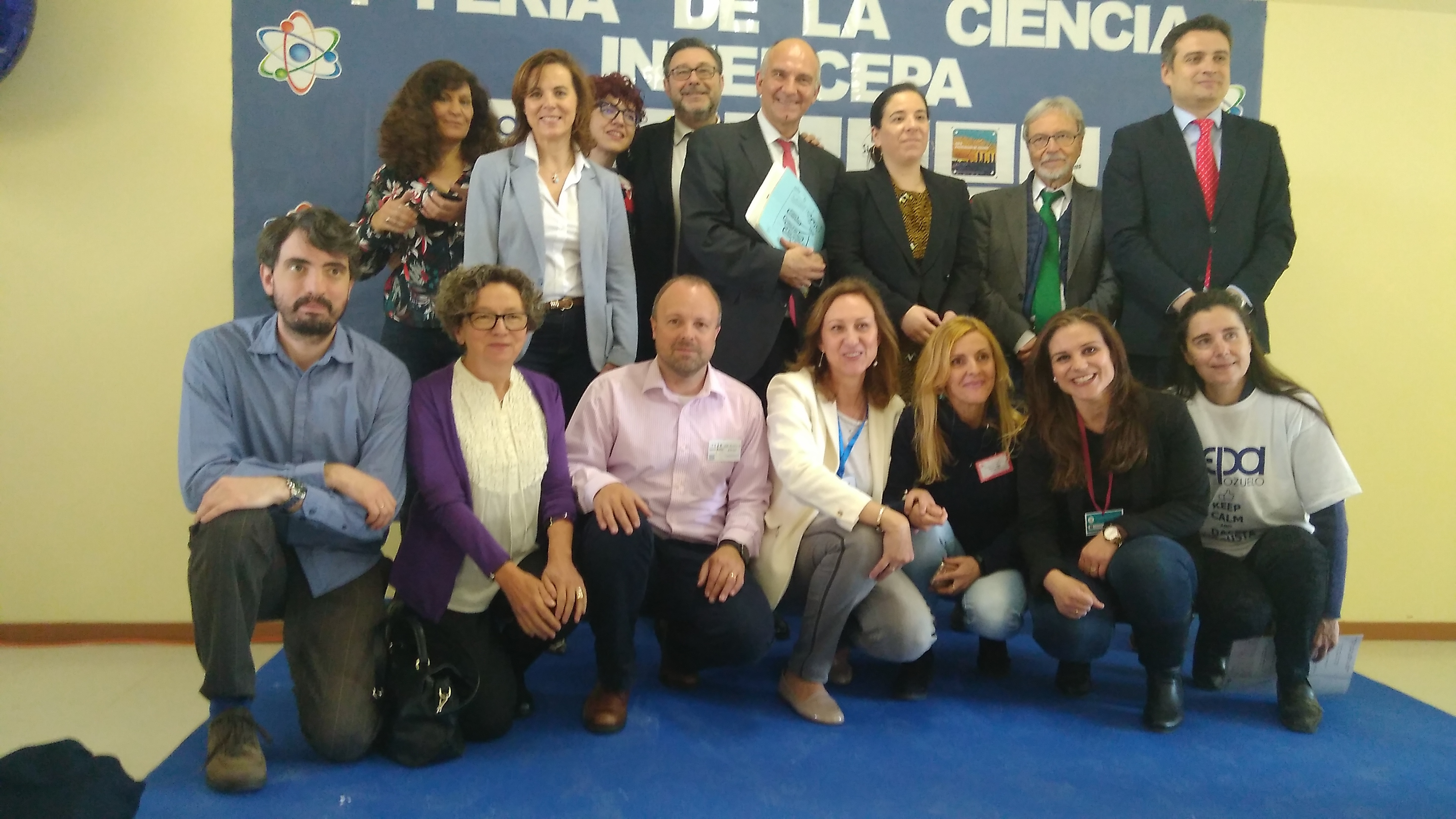 Feria de la Ciencia InterCEPA 2018 2