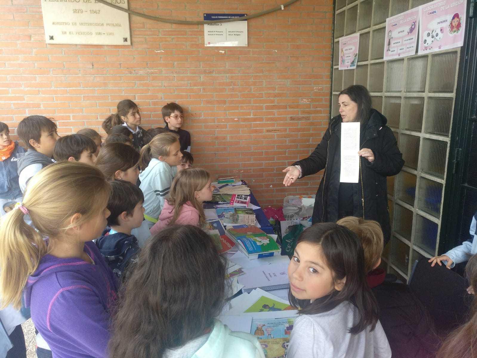 2019_04_02_Cuarto b en la miniferia del Fernando de los ríos_CEIP FDLR_Las Rozas 8