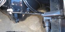 Vehículos industriales. Sensor de altura de chasis para suspensi