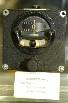 Girodireccional, Museo del Aire de Madrid