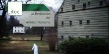 La reducción del animal humano