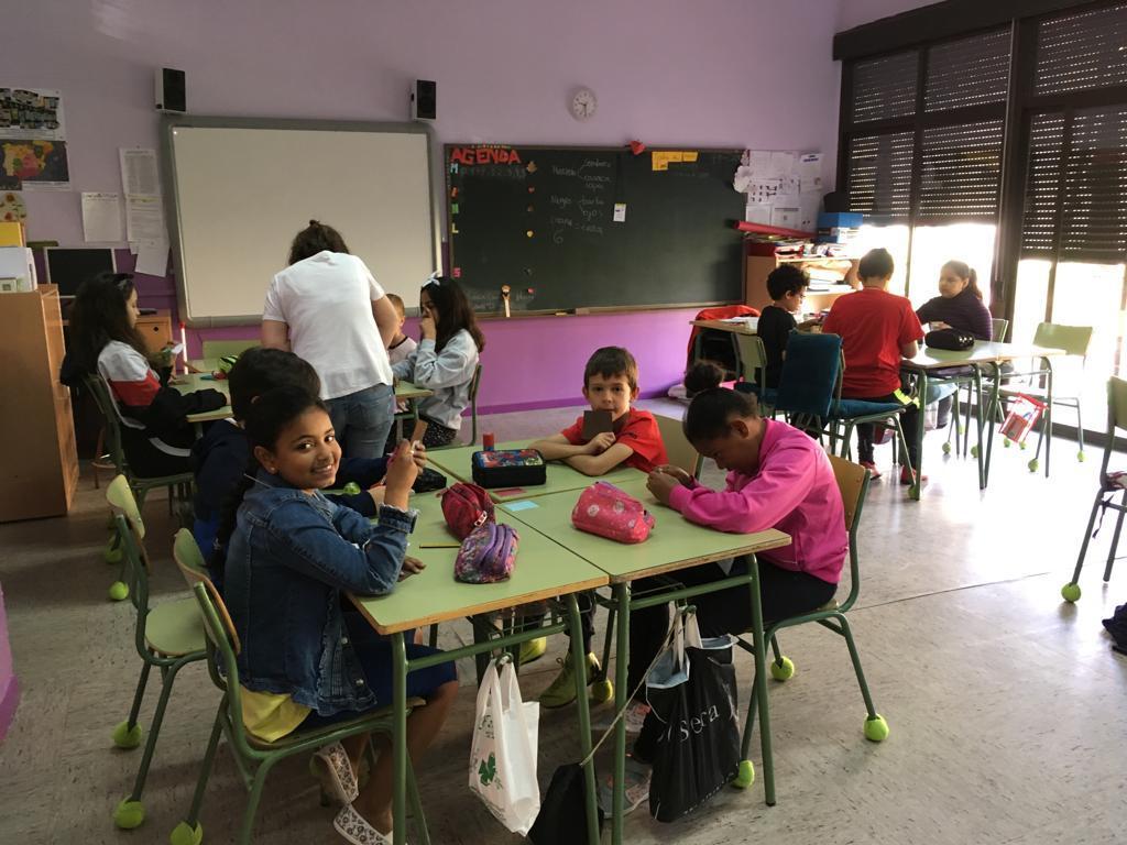 Jornadas Culturales 18-19. Talleres Berceo I A . 3º - 6º 23
