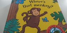 Where's that monkey? - Storytelling
