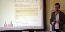 1º ESO: Libro digital con pizarra digital. Problemas de ecuaciones (I)