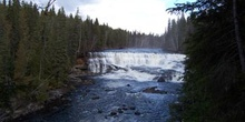 Cascadas Dawson, Parque Natural Wells Gray Country, Clearwater