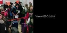 Viaje Fin de Estudios 4º ESO