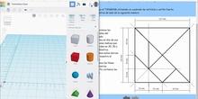 03 - Construcción de un Tangram en TinkerCAD