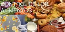 CONTROL MICROBIOLÓGICO DE LOS ALIMENTOS