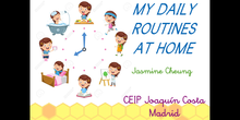 My Daily Routines at home