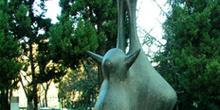 Toros ibéricos, Museo de escultura al aire libre, Madrid