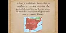5º sociales La Reconquista . Historia
