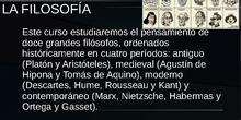 PRESENTACIÓN HISTORIA DE LA FILOSOFÍA 2ºBACH