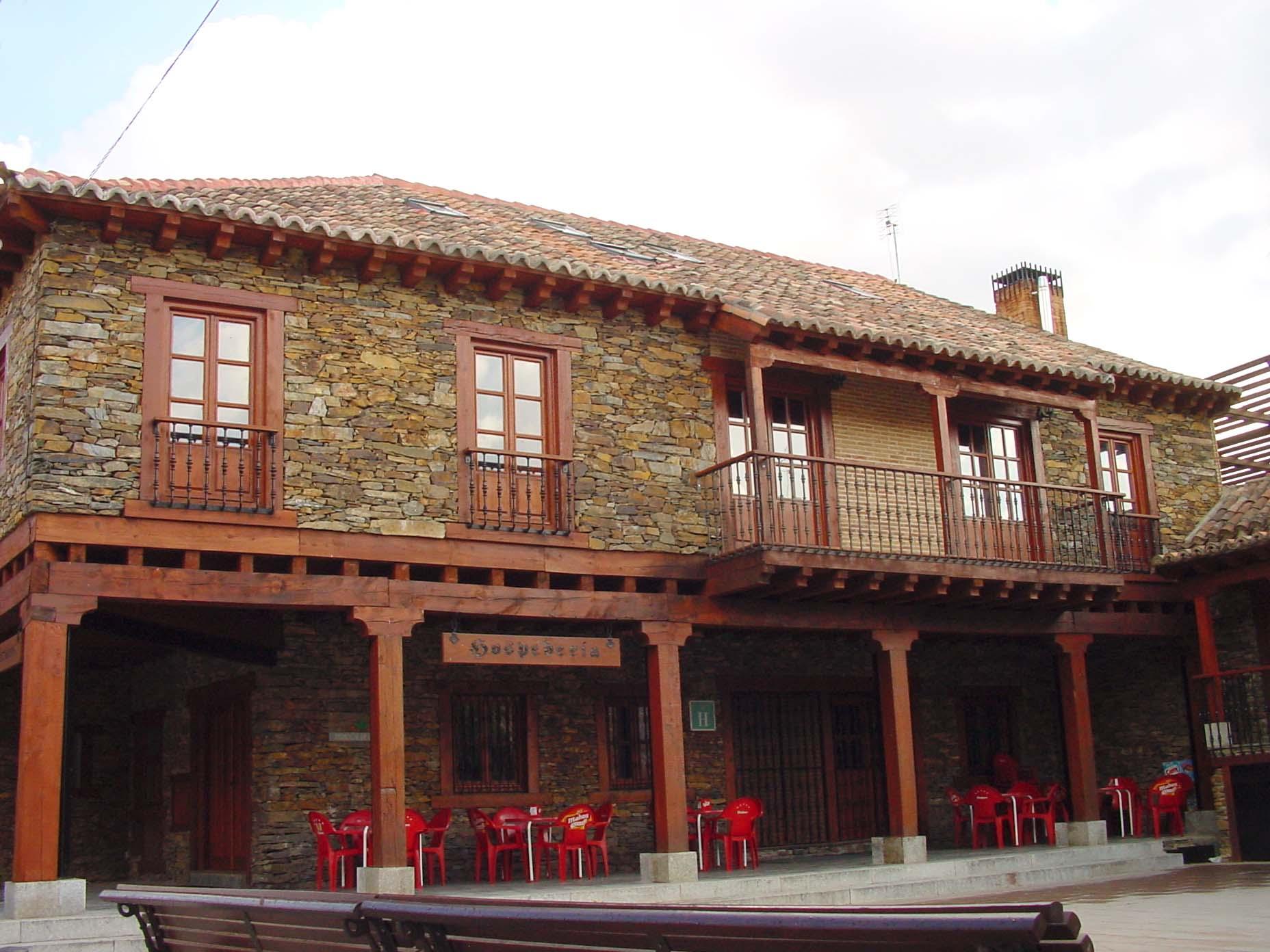 Hospedería en Puebla de la Sierra