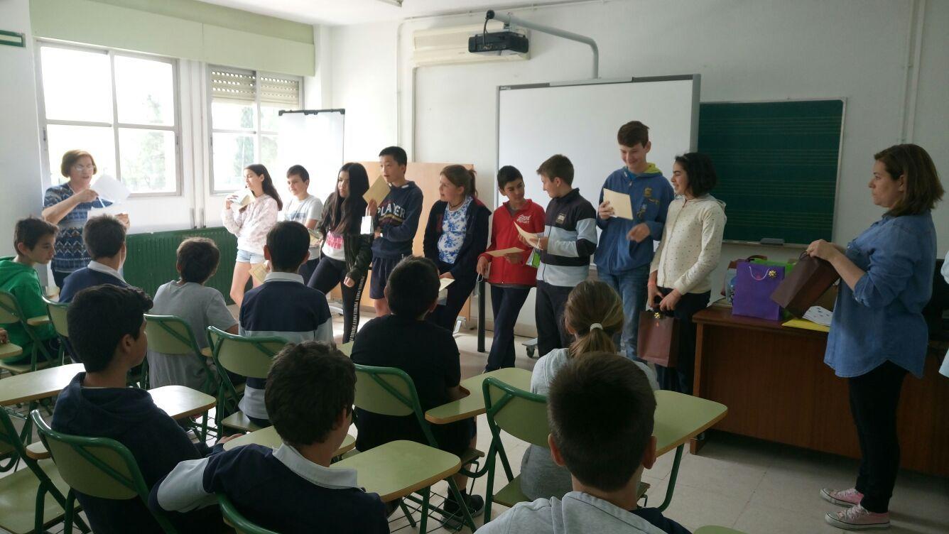Fallo del Concurso Mis palabras_CEIP FDLR_Las Rozas 8