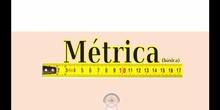 Videotutorial de métrica (básica)