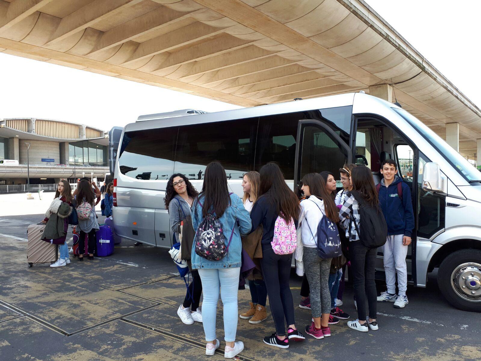 Intercambio Collège les Remparts. Abril 2017 29