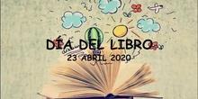 Día del libro en casa: recomendaciones para infantil