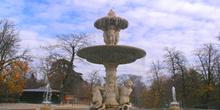Fuente de la Alcachofa, Parque del Retiro, Madrid
