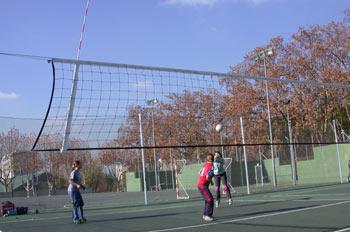 Campo de voleibol