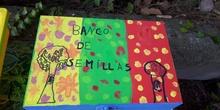 El huerto en febrero_CEIP FDLR_Las Rozas