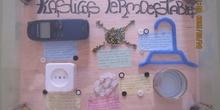 Expositores de plásticos