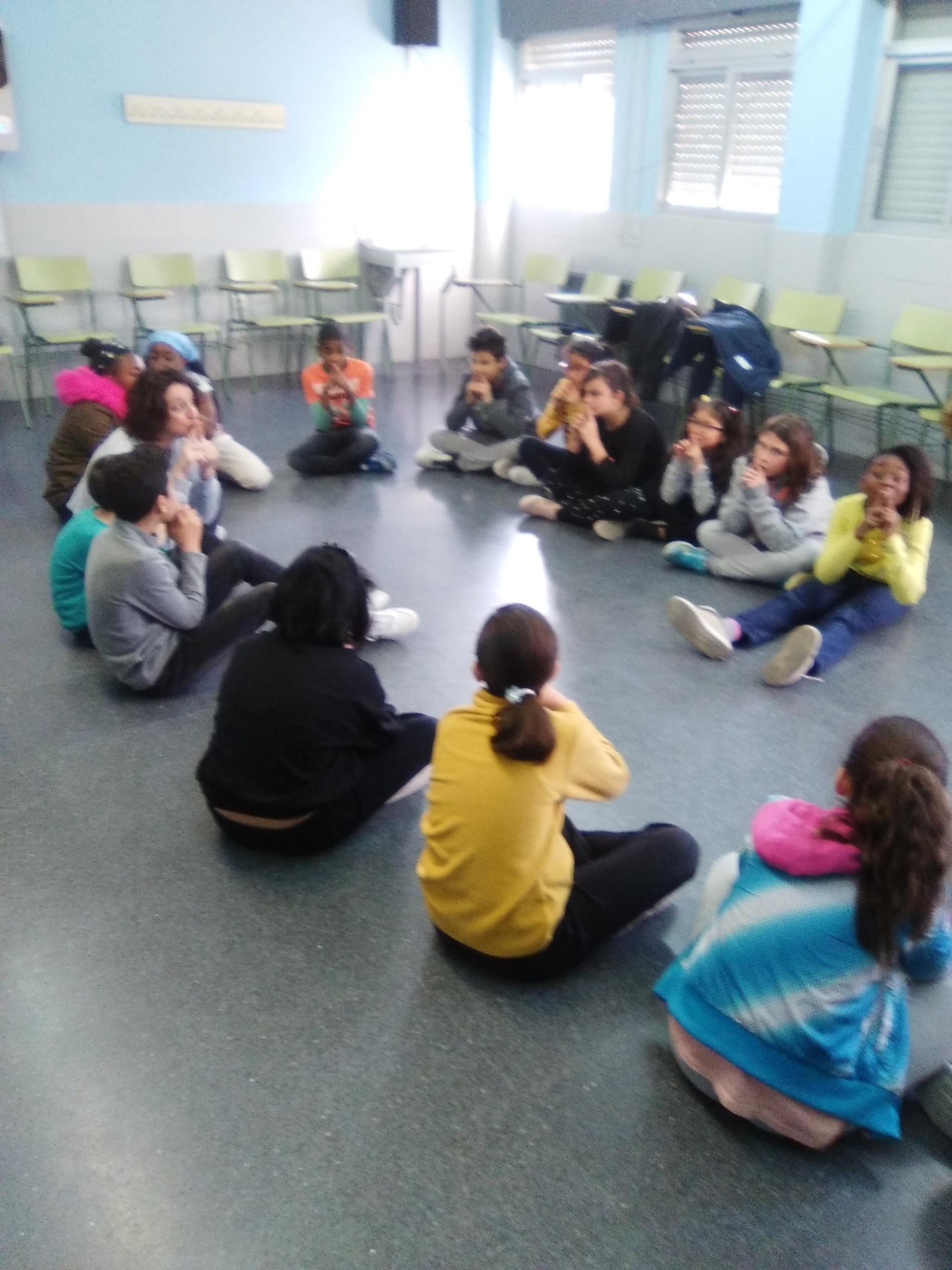 CEIP Rayuela. Fuenlabrada. Proyecto Erasmus-Plus, Escuela de Familias.
