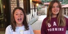 Viaje 6º: video diario del 2º días