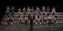 Acto de clausura del XIV Concurso de Coros Escolares de la Comunidad de Madrid (sesión de coros escolares) 11