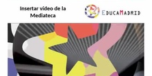 Insertar vídeo de la Mediateca