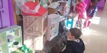 Visita al Berceo I de los alumnos de Infantil 4 años. 8