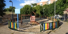 La pandemia en los parques infantiles 17