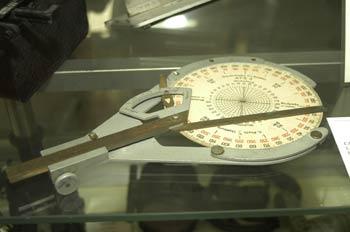 Barómetro, Museo del Aire de Madrid