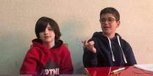 video 2.Lengua de signos alumnos 5º EP PEAC Capital 2-IES Beatriz Galindo-