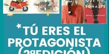 TÚ ERES EL PROTAGONISTA 2ª EDICIÓN