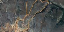 Hoces de Riaza: Sendero de la Ermita del Casuar (Vídeo - Google Earth)