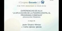 La aplicación de la pizarra digital al programa Comenius