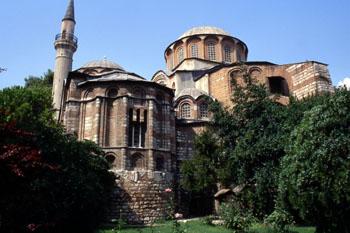 Mezquita Kariye Camii, Estambul, Turquía