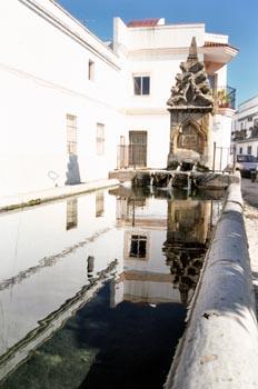 Pilar de San Benito - Zafra, Badajoz