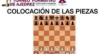 COLOCACIÓN DE FICHAS Y TABLERO - BELTRÁN MAZARÍAS