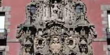 Fachada del Museo Municipal, antiguo Hospicio, Madrid