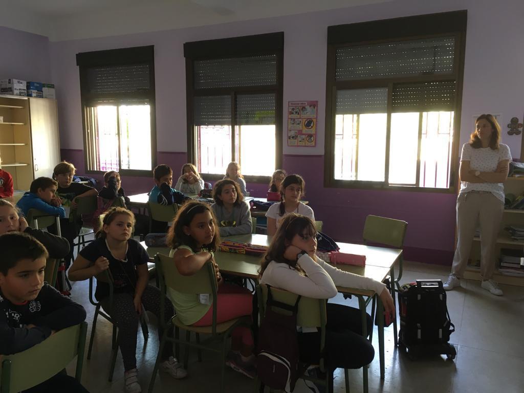 Jornadas Culturales 18-19. Talleres Berceo I A . 3º - 6º 12