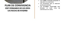 2020_06_17_PLAN DE CONVIVENCIA_CEIP FDLR_LAS ROZAS